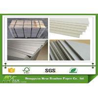 Wholesale Degradable Good Grade GSM Stiffness Recycled Grey Strawboard Paper for Hardcover from china suppliers