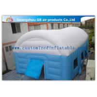 Wholesale CE / UL Air Blowers Inflatable Air Tent Grass Giant Wedding Party Tent Made by Oxford Cloth from china suppliers