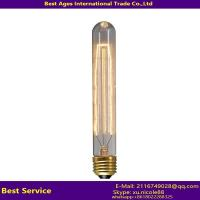 Wholesale T30 Tube Decorative Carbon Filament Incandescent Edison lighting bulb from china suppliers