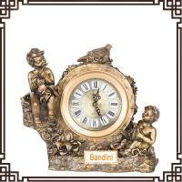 Wholesale promotion Classical study clock lovely Home decoration fashion clock wholesale 1368BK from china suppliers