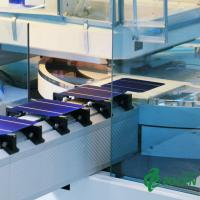 Buy cheap Self produced A polycrystalline silicon solar cells 156mm*156mm Efficiency 17%~18.6% from wholesalers