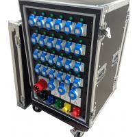 Wholesale Protable Moving Rack Flight Case For HWP-2402 Power Case 610x700x1190mm from china suppliers