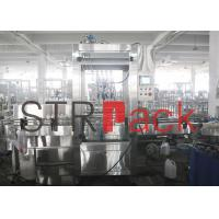 Quality Liquid vial filling machine for tomato sauce or Hot sauce 20 - 40 Bottles / min for sale