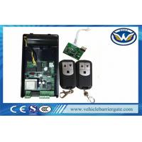 Wholesale Multifunction Learning Code Remote Control Control Box , Barrier Gate Control Board from china suppliers