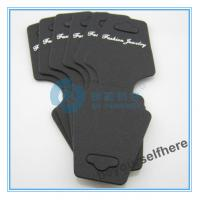 Wholesale Recycled Eyelet And String Hangtag , Engraved Jewelry Tags from china suppliers