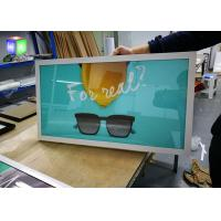 Wholesale A3 Aluminum Poster Frame , Picture Frame Slim Led Light box For Movie Poster from china suppliers