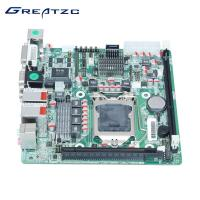 Wholesale Intel H61 LGA 1155 Motherboard Core i7 / i5 / i3  Processor Dual Display with 2 SATA / 6 COM from china suppliers