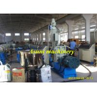 Wholesale 160-450mm PlasticPE Pipe Production Line HDPE Water Gas Pipe Extrusion Machine from china suppliers