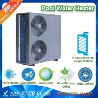 Wholesale 30kw Spa Swimming Pool Heat Pump for 120CBM Water Volume 28 to 35 DegC from china suppliers