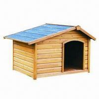 Wholesale Dog Kennels, Made of Chinese Fir Wood, Two Sizes to Choose from china suppliers