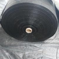 Wholesale woven weed barrier fabric for weed control 100% pp needle gardening cloth from china suppliers