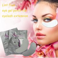 Wholesale lint free eye pad for eyelash extension ( chinakason@qq.com) from china suppliers