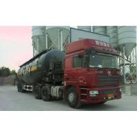 Wholesale Bottom Discharge Bulk Cement Truck Semi With Compressor Customized from china suppliers