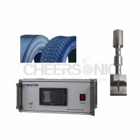 Wholesale 20 Khz Ultrasonic Tire Cutting Machine With High Precision Cutting from china suppliers