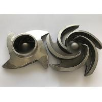 Wholesale qualified and favorable Horizontal Centrifugal ANSI standard Process Pumps Impellers from china suppliers