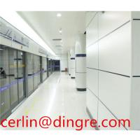 Buy cheap Vitreous enamel panel for Metro wall cladding panel China supplier   F16 from wholesalers