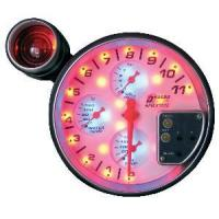 Wholesale 5′′ 4-in-1 Tachometer (8140SW-R) from china suppliers