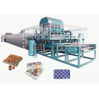 Wholesale Recycled Paper Pulp Molding Machine For Producing Egg Tray 4000pcs/H from china suppliers