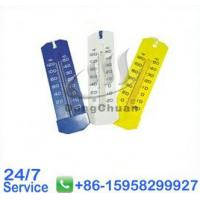"""Wholesale 10"""" Durable Economy White Yellow Thermometer Swimming pool Thermometer - T69 from china suppliers"""