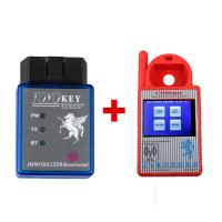 Wholesale Mini CN900 Transponder Key Programmer Plus TOYO Key OBD II Key Pro for 4C 46 4D 48 G H Chips from china suppliers
