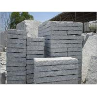 Wholesale a variety of garden curbstone kerbstone, Light Grey Granite Kerbstones from china suppliers