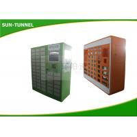 Wholesale Self Service Fresh Food Vending Machine Coin Payment AC 100 - 240V from china suppliers