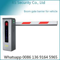 Wholesale Auto Control Solution Car Park Barrier System , Smart Security Barrier Gate from china suppliers