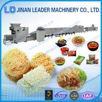 Wholesale Multi-functional wide output range Fried instant noodles production line from china suppliers