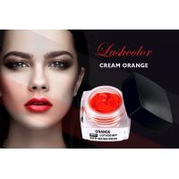 Wholesale Microblading  Cream Eyebrow Tattoo Pigment , 38 Colors 5ml Orange from china suppliers