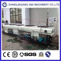 Wholesale Water Pipe PP Extruder Machine 50-160Mm For Agricultural Single Outlet from china suppliers