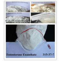 Wholesale Bodybuilding Anabolic Steroid Powder Testosterone Enanthate from china suppliers