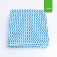 Wholesale Professional Colorful Disposable Cleaning Cloth 100% Organic Cotton from china suppliers