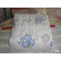 Wholesale Blue Floral Printed Single Microfiber Filling Home Personalized Home Comforter from china suppliers