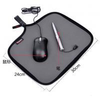 Wholesale Hot-selling Fashionable Multifunctional Neoprene Mouse bag Mouse pad 2 in 1 Mouse pouch from china suppliers