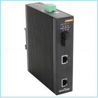 Wholesale Surge protection managed industrial ethernet switch , 150 * 128.5 * 37mm small network switch 2 port from china suppliers