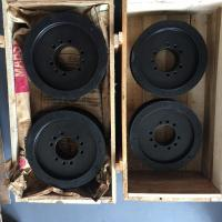 Buy cheap High quality aluminum/steel timing pulley HTD14m from wholesalers