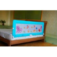 Wholesale 180cm  Newest Infant Secure Baby Bed Rails In One Folding Button Design from china suppliers