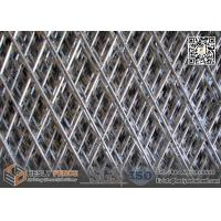 Wholesale 1.8m high Welded Razor Mesh Fencing with Rhombus Hole 150x300mm from china suppliers