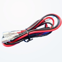 Wholesale Industrial 60cm 2pin Power Supply Extension Cable With Fuse from china suppliers