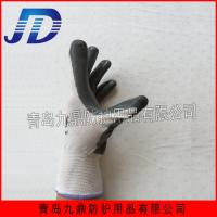 Buy cheap Chinese manufacturers wholesale nitrile coating industrial safety gloves from wholesalers