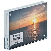 Wholesale 4x6 mini acrylic magnetic photo frame from china suppliers
