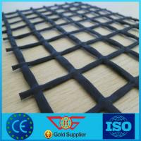 Wholesale Polyester Geogrid Coated with Bitumen from china suppliers