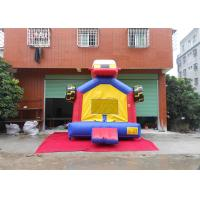 Wholesale CE Certificate Race Car Commercial Inflatable House 14 Kids Capacity For Outdoor from china suppliers