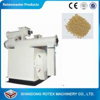 Wholesale Horizontal ring die poultry farm Animal Feed Pellet Machine large capacity from china suppliers