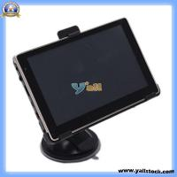 Wholesale 4GB 800 X 480 6-Inch Color TFT Touch Screen Car GPS Navigator with Metal Edge-E03282 from china suppliers