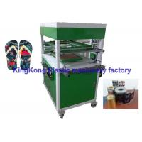 Wholesale PVC Heel Flip Flop Printing Machine , 3D Heat Transfer Machine from china suppliers