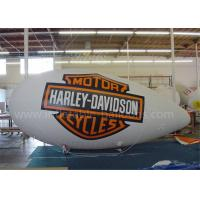 Wholesale Indoor Inflatable Air Ship Balloon Huge RC Helium Advertising Blimps from china suppliers