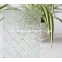Wholesale 6.5mm Clear Nashiji Wired Glass (BRK-Wired) from china suppliers