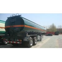 Wholesale Heavy Duty 3 Axle Fuel Tank 40,000 L Fuel Tanker Trailer For Sale from china suppliers