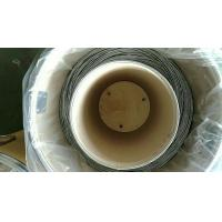 Buy cheap China Pure Zinc Wire for  Ductile iron pipe 3.175mm Diameter Drum package from wholesalers